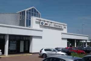 Westerly BMW Exeter