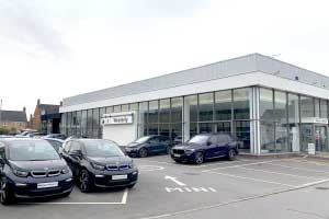 Westerly  BMW Yeovil