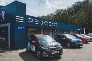 Truscotts Launceston Peugeot
