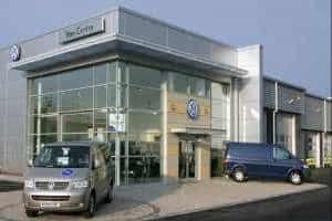 Carrs Volkswagen Van Centre Indian Queens